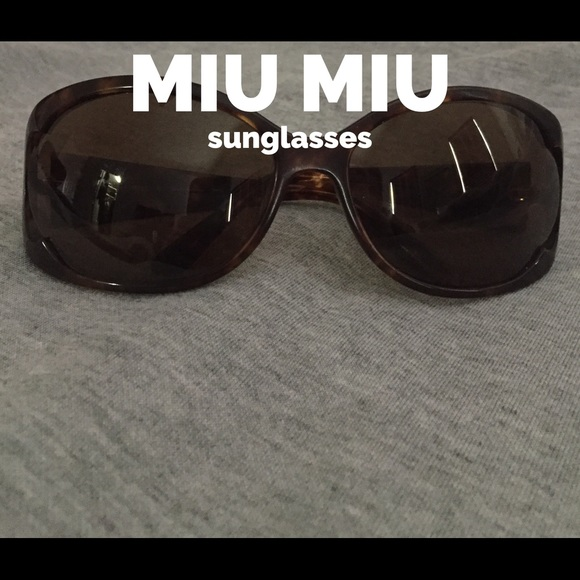 c993c94bb99 AUTHENTIC MIU MIU SUNGLASSES🕶. M 5a4d25983afbbd790201e68f. Other  Accessories ...
